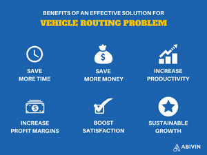Transportation Management System helps solve vehicle routing problems