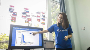 What do these interns love about Abivin?
