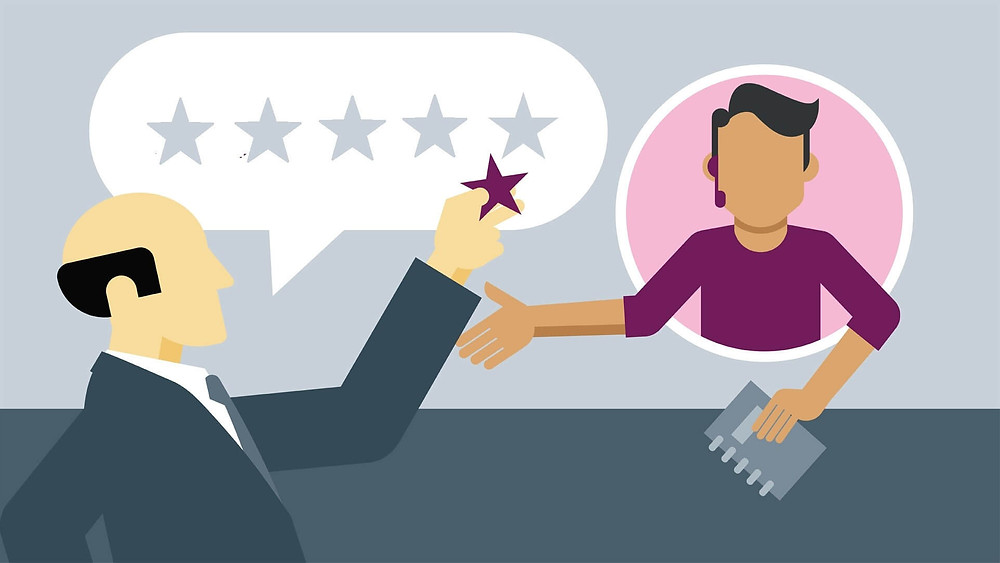 Mức độ hài lòng của khách hàng giảm