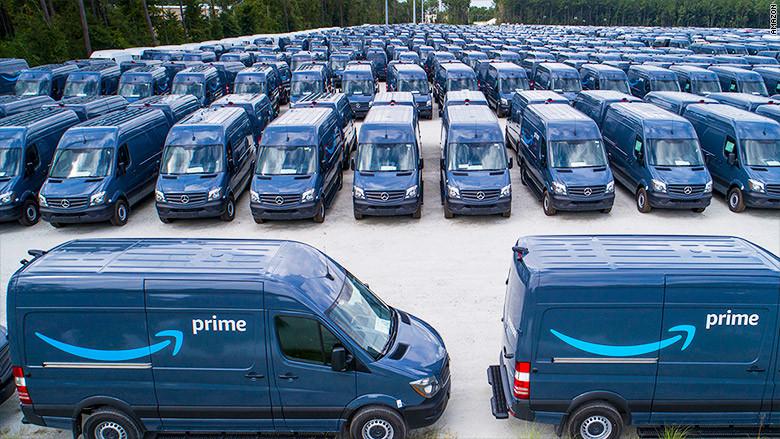 Tối ưu giao hàng cho đội xe lớn