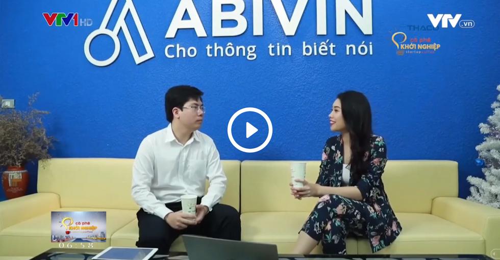 VTV1 | Cà phê khởi nghiệp - Abivin - Phần mềm Quản lý Chuỗi cung ứng Tối ưu