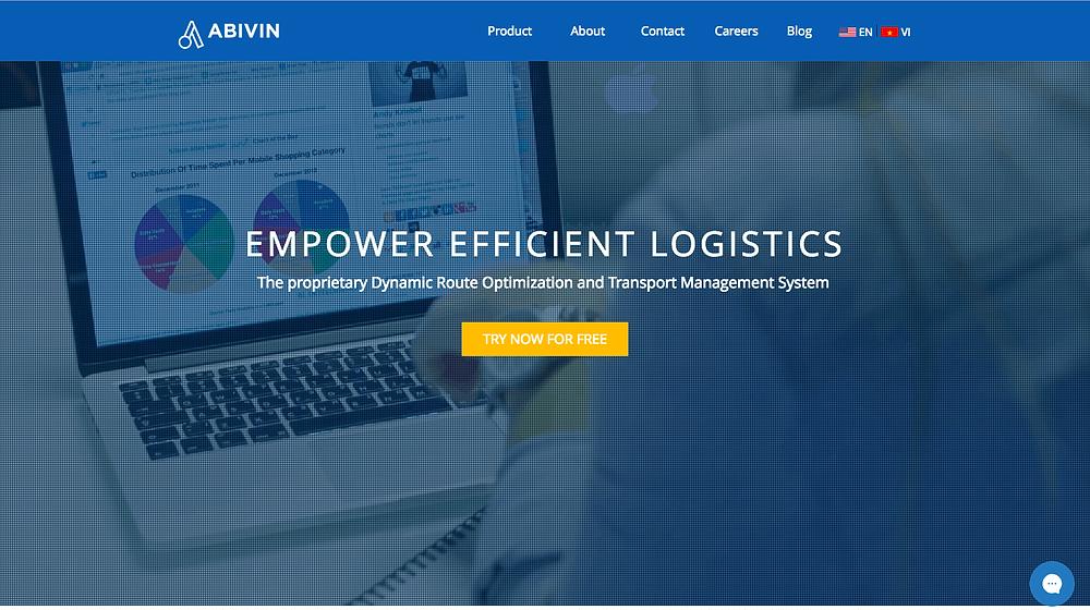 Abivin vRoute - Transportation Management & Route Optimization Software