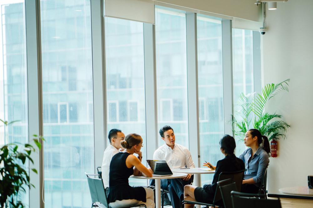 Kết nối các nhóm và quy trình liên tổ chức