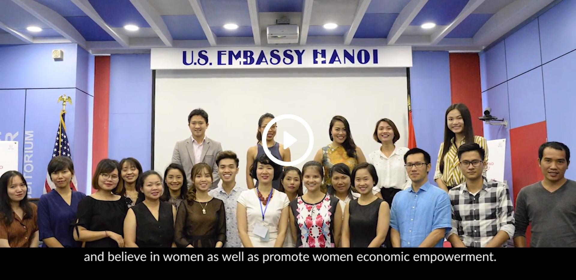 Cuộc thi Khởi nghiệp Sáng tạo dành cho Phụ nữ - WISE Women Innovation Challenge 2018