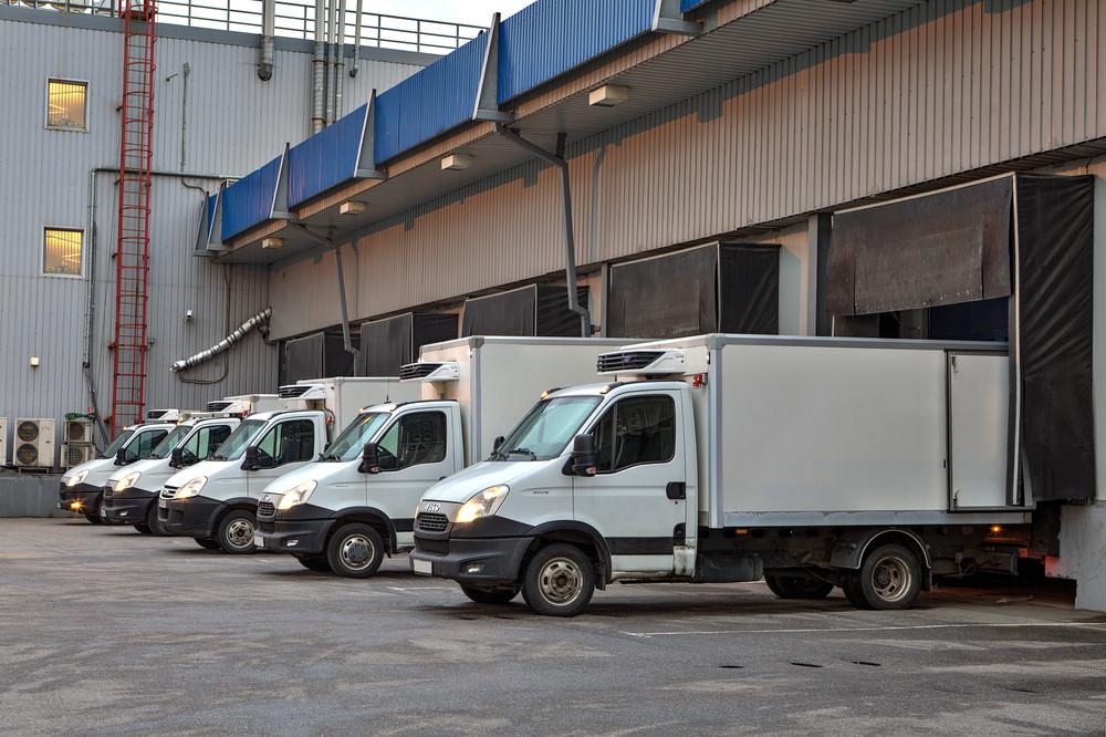 Đội xe là tài nguyên trong logistics