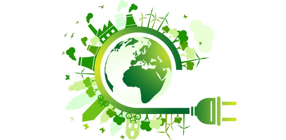 Green logistics develops and sustains carbon footprint-free environment