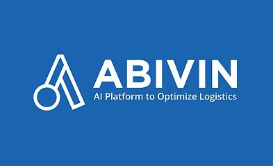 Abivin Blue logo