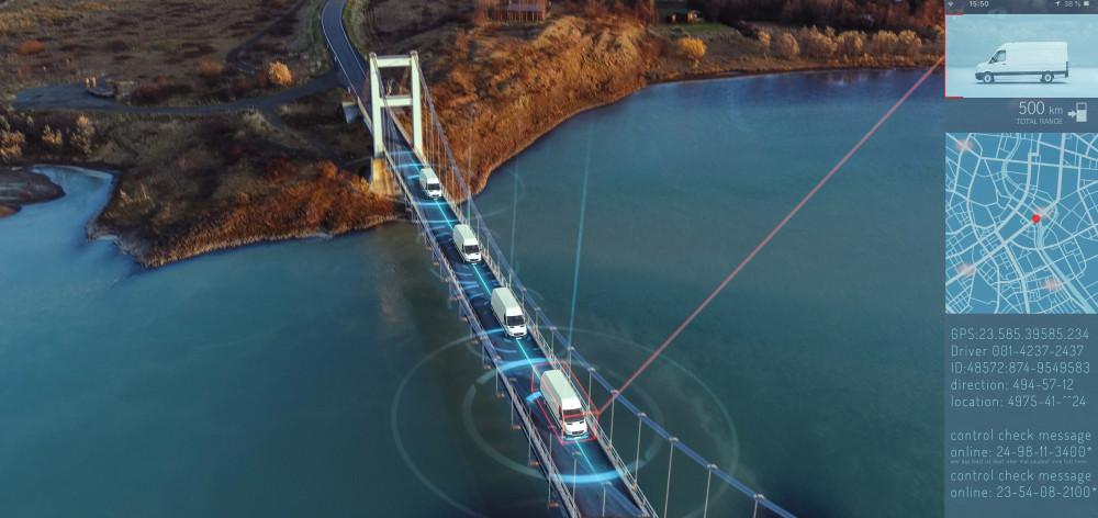 Logistics Track & Trace