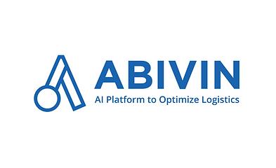 Abivin White logo