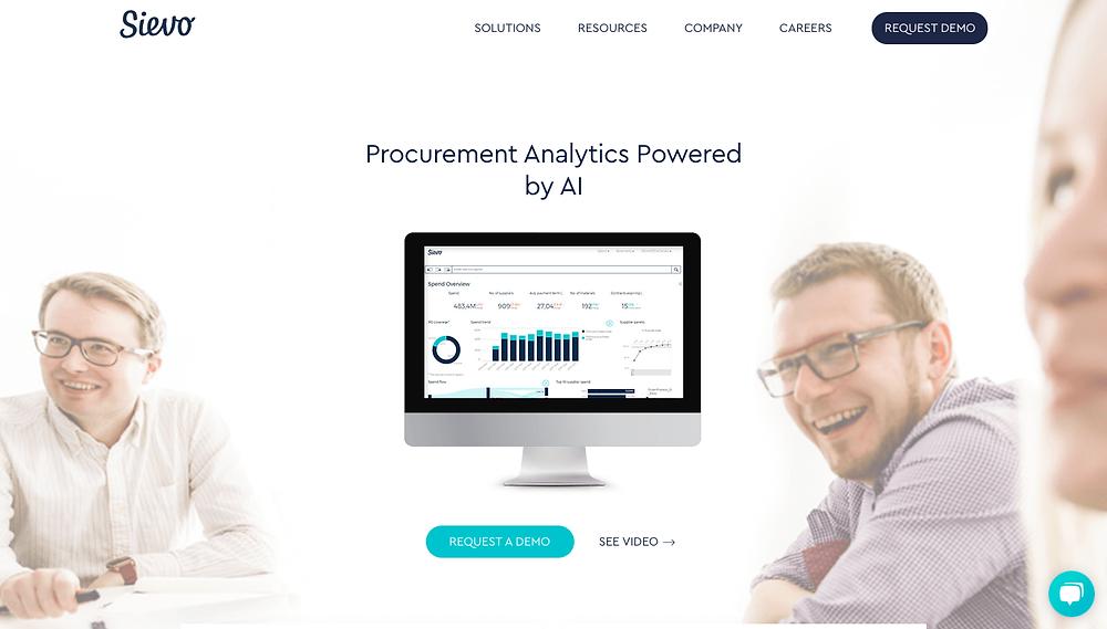 Sievo - Procurement Analytics Software
