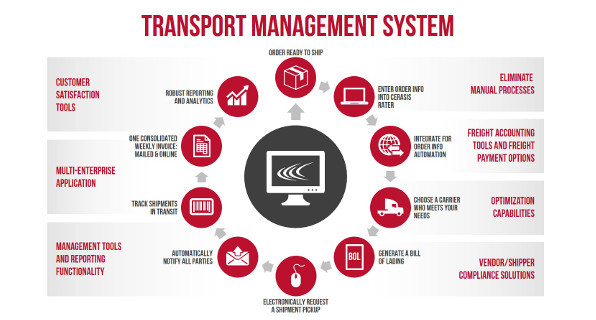 Transport management system helps organizations manage supply chain effectively
