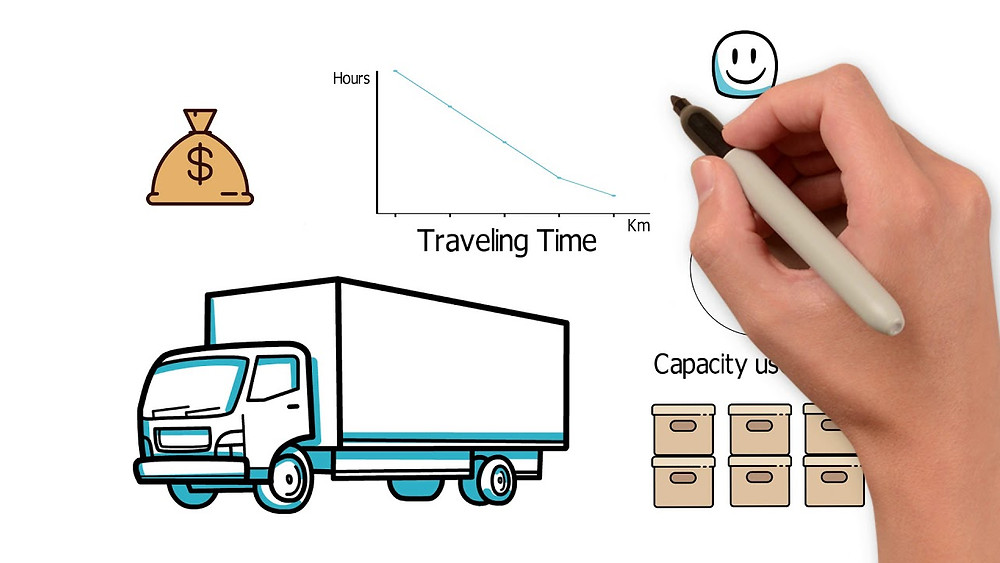 Route Optimization Software can solve Vehicle Routing Problem