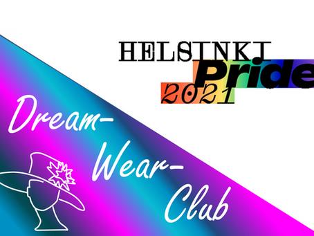 Dreamwear Club ry:n kahvi-ilta 29.6.2021