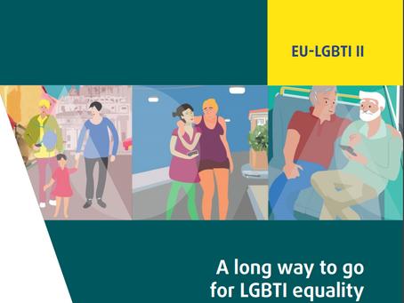 Selvitys: Vielä pitkä tie yhdenvertaisuuteen Euroopassa