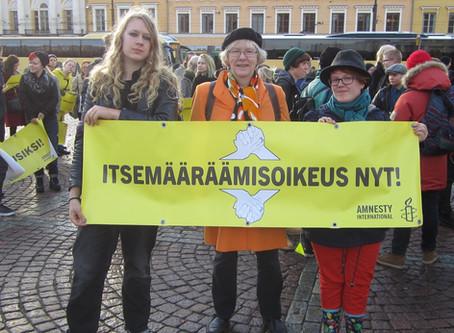 Kati Juva huolissaan nuorten oikeuksien syrjäyttämisestä translakiuudistuksessa