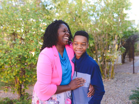 How my son and I bonded over our ADHD diagnoses