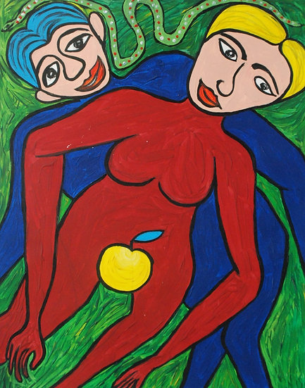 Adam and Eve Volume 3