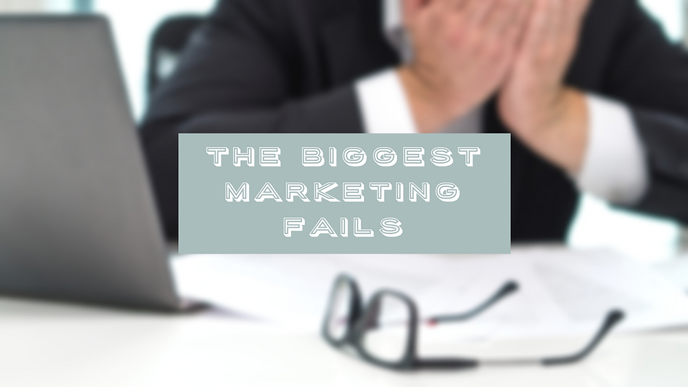 Marketing, Fail, Marketing Agency, Mistakes