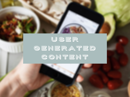 Why User Generated Content (UGC) Is A Great Idea
