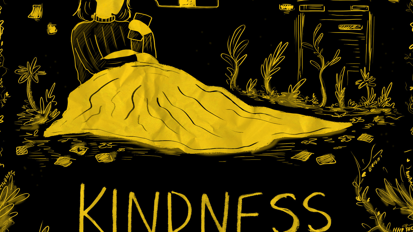 Anayis N. Der Hakopian -Kindness, Love and Virtual Hugs- FINALIST