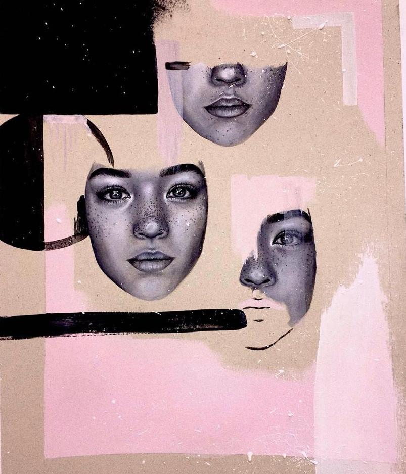 Bethan Hammond-Jones - All at once -FINALIST