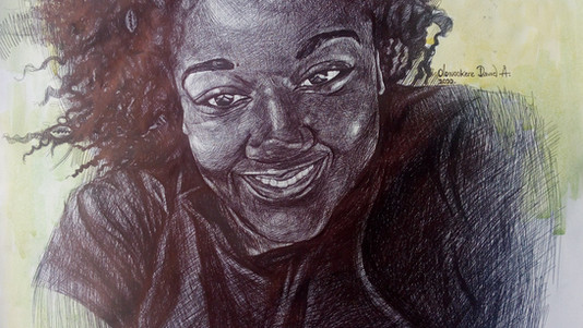 Ayobami Olowookere - Behind every smile of a black skin woman. - FINALIST