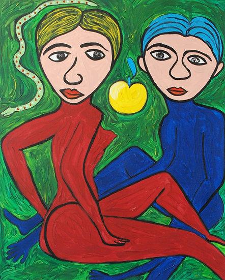 Adam and Eve Volume 4