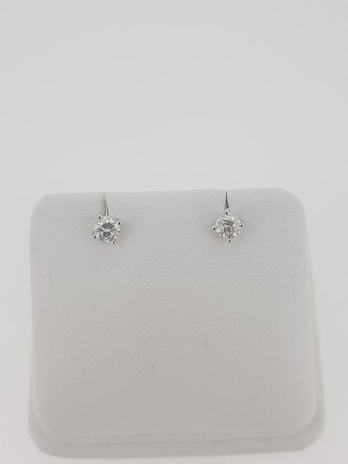 Diamond studs. 0.50cts G SI2