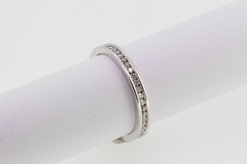 Full diamond et ring D1.0ct est.