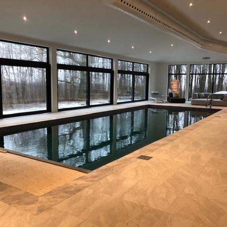 Pool Building Dunham