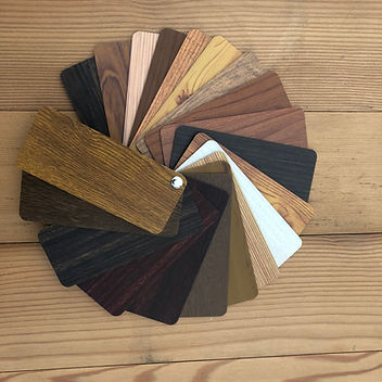 wood colours