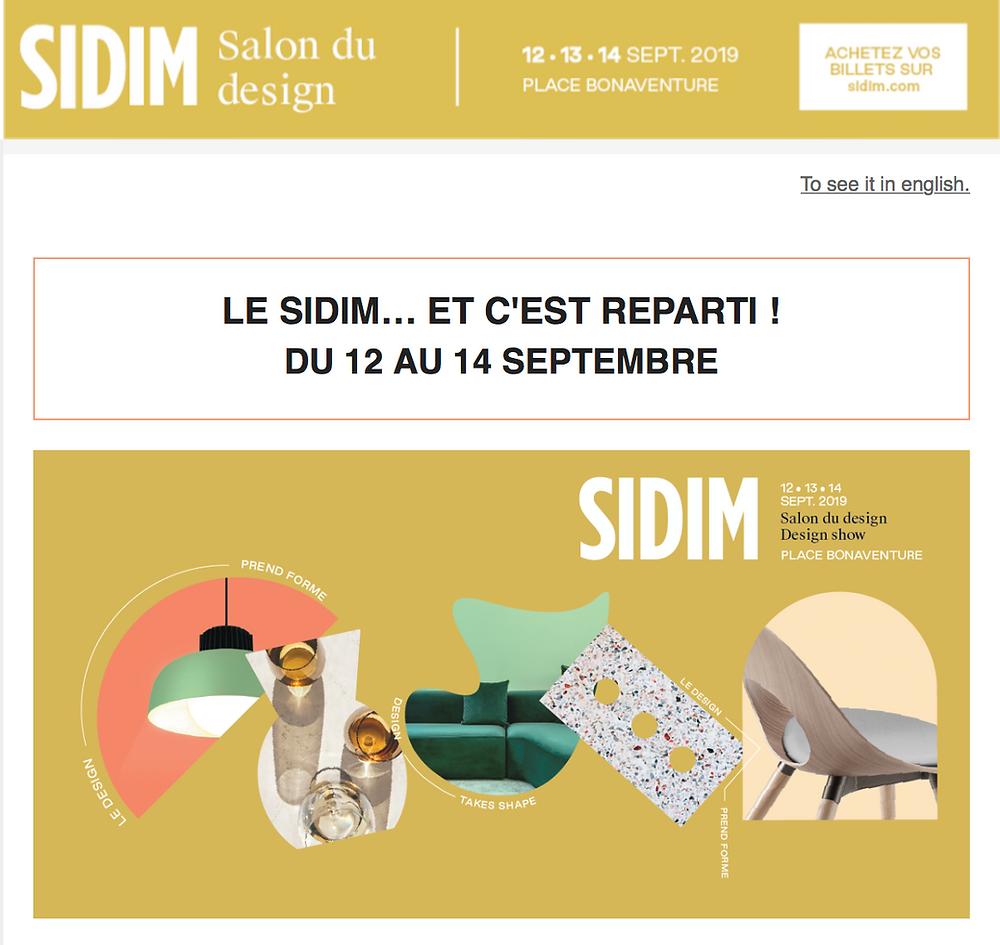 SIDIM 2019