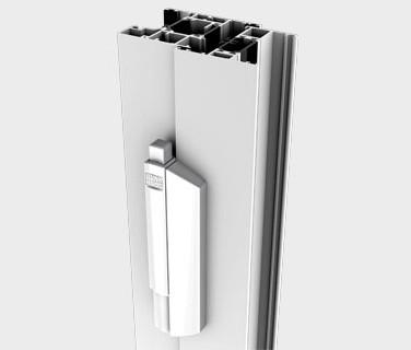 Winkhaus window restrictor