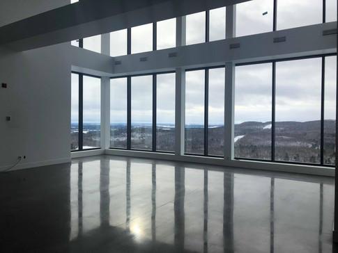 #Aluprof by VST #triple glazing à Montagne Coupée