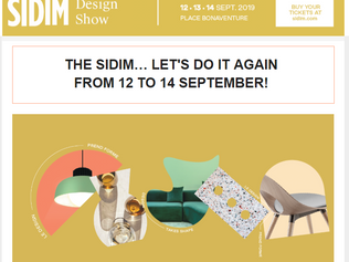 VST at Show SIDIM! Sept. 12th to 14th