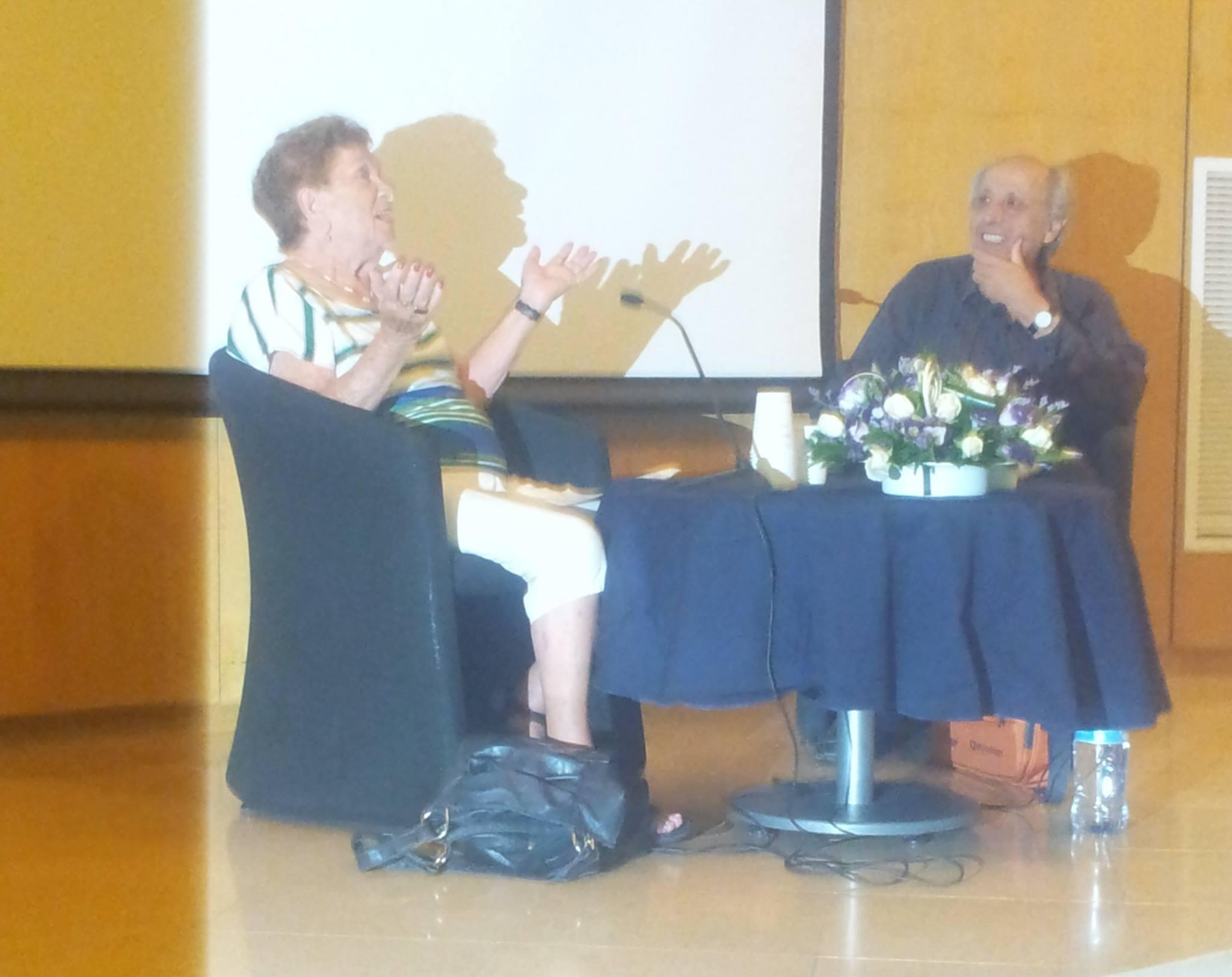 עם מוקי צור, סופר ומחנך