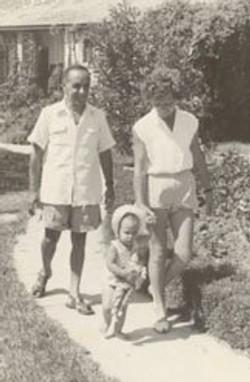 חווקה, יחזקאל ובני הקטן
