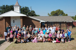 Church Family Picture 2014