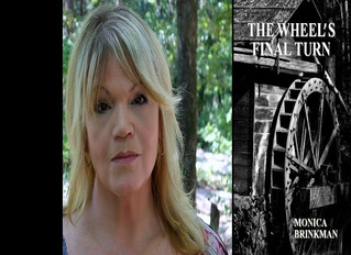 Monica Brinkman-The Wheel's Final Turn