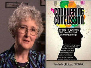 MARY-LEE ETSY                             CONQUERING CONCUSSION