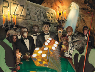 The Pizza Kings - A Tasty Morsel of Sound