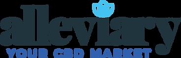 Alleviary Logo - CMYK (Four Color) - Fin