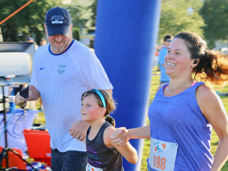 5K To Benefit Inua Partners In Hope