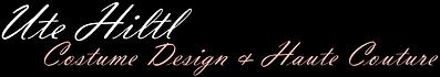 Ute Hiltl - Costume Design & Haute Couture