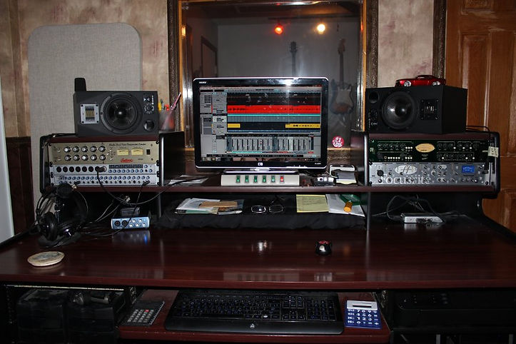 Songwriters demo studio phoenix | Peoria | NuWest Recording