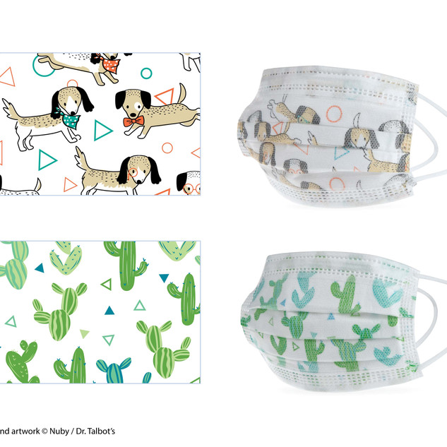 Neutral Face Mask (2-5)