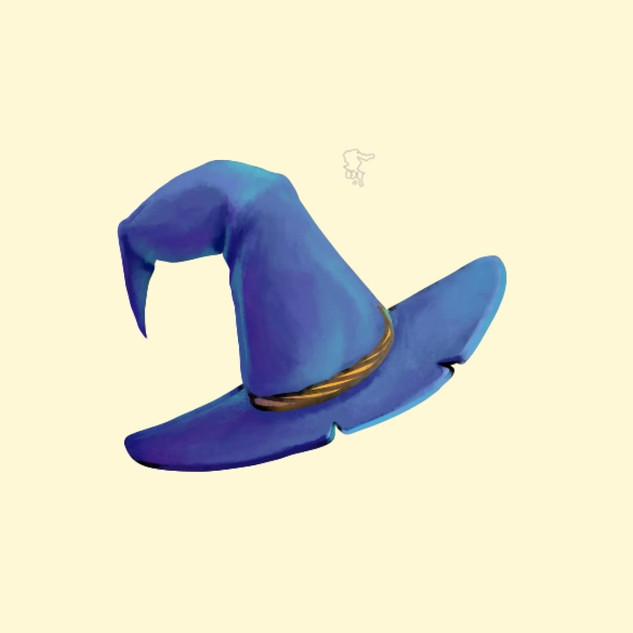 Wizard Hat Mini