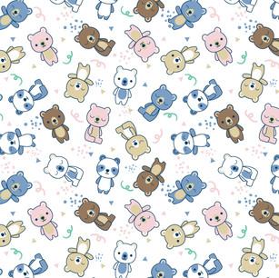 Bears Bears Bears Pattern
