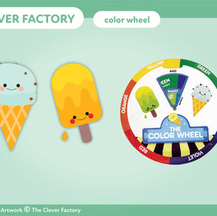 TCF - Color Wheel