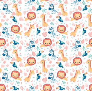 Soft Safari Pattern